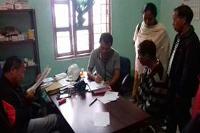 CMO with Doctor consulting a patient at Tamei on 03/07/2018